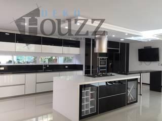 Cocina casa campestre de Diseño,carpintería y soluciones Moderno