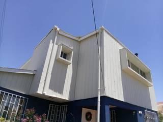 Ampliación Casa Gómez_ ampliación y remodelación _ San Fernando de BIM Urbano Minimalista
