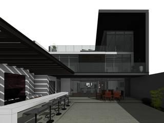 AVANT | PROYECTOS Balcones y terrazas modernos de AVANT PROYECTOS Moderno