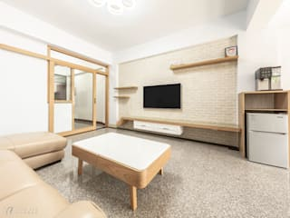 CAI House 根據 元作空間設計 北歐風