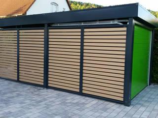 by Siebau Raumsysteme GmbH & Co KG Modern