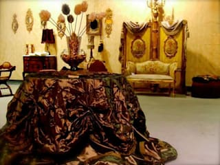 اثاث منزلي فاخر : كلاسيكي  تنفيذ روزادا مصرية, كلاسيكي