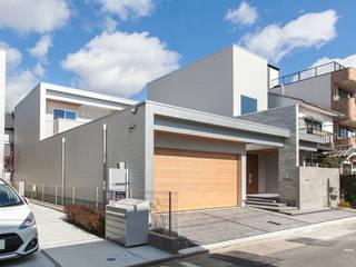 Maisons modernes par Kei設計室 Moderne
