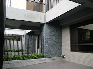 勻境設計 Unispace Designs Front garden Grey