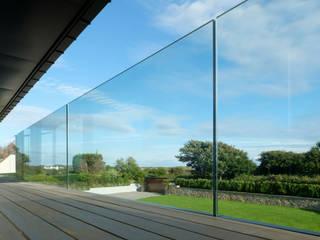 Balcon de style  par IQ Glass UK