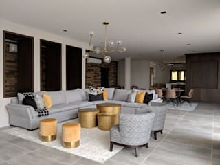 Modern living room by FN Design Modern