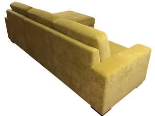 Decordesign Interiores Living roomSofas & armchairs Textile Yellow