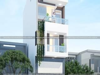 Công ty xây dựng nhà đẹp mới Maison individuelle