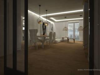 KALKAR interior design in Lodz: styl , w kategorii  zaprojektowany przez Pracownia Projektowa MiM Twardowscy,
