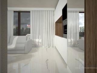KUB interior: styl , w kategorii  zaprojektowany przez Pracownia Projektowa MiM Twardowscy,