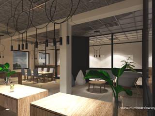 FAL Office: styl , w kategorii  zaprojektowany przez Pracownia Projektowa MiM Twardowscy