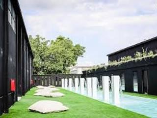 by Thai studio di Architettura Eclectic