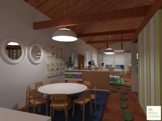 Sala niños :  de estilo  por Arquimundo 3g.