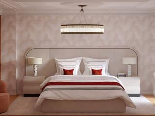 Dormitorios Dormitorios de estilo clásico de NRN diseño de interiores Clásico