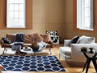 A Living Room to Think in. Modern living room by Dulux UK Modern