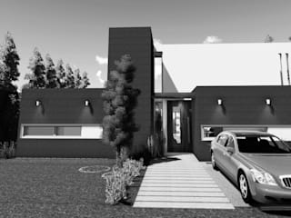 Idea fachada:  de estilo  por LT/Arquitectura