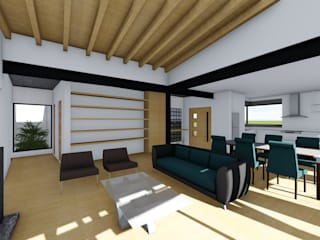 Render interno:  de estilo  por LT/Arquitectura