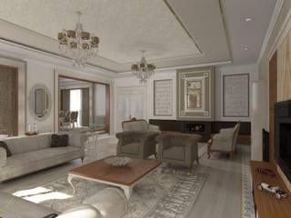Classic style houses by Asya Yapı İçmimarlık Classic