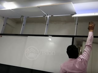 Murali Krishna | Madinaguda Modern style bedroom by My Vision Interiors Modern