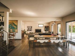 Studio Prospettiva Modern living room