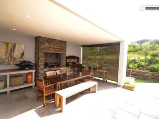 Estate Living 1_ Ballito, KZN:  Single family home by Tiaan Botha Architecture & Associates,