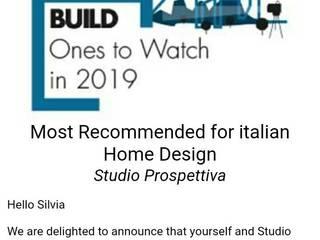 Modern houses by Studio Prospettiva Modern