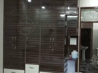 Srikanth | Sardar Patel Nagar, Kukatpally:  Bedroom by My Vision Interiors