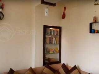 Srikanth | Sardar Patel Nagar, Kukatpally:  Living room by My Vision Interiors