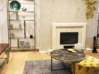 Muhtelif Design – Kemer Country Ev Projesi:  tarz Oturma Odası