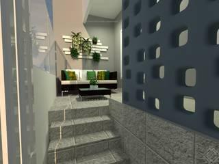 Francielle Calado Arquitetura Rumah Modern