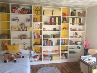 Kinderzimmer nachher:   von Makhaya Design