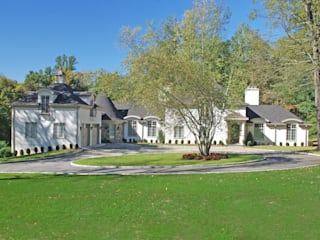 Addition/Remodel, Greenwich CT Classic style houses by DeMotte Architects, P.C. Classic