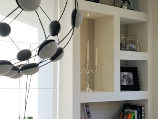 Salones de estilo moderno de ARCHISPRITZ Moderno