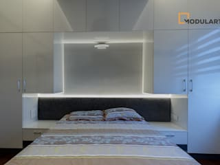 Modern style bedroom by Modulart Modern