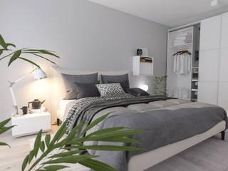 ห้องนอน by Alexandradesigner