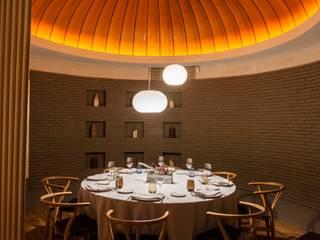 Restaurante Nou Manolín Gastronomía de estilo ecléctico de juanjosémartíarquitectos Ecléctico