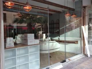 Bider Mimarlık İnşaat Ltd. Şti. – Cephe:  tarz Yeme & İçme