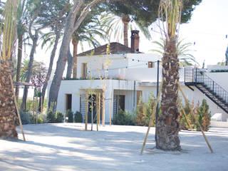 Restaurante Pópuli Bistró (Exteriores) de juanjosémartíarquitectos Ecléctico