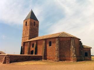 Rehabilitación Iglesia de San Sebastián. Palacio de Pozo Rubio de juanjosémartíarquitectos