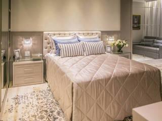 Apto residencial_Itapema SC Quartos clássicos por abittare design Clássico