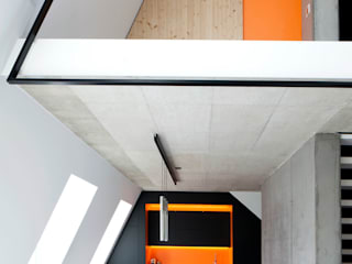 Built-in kitchens by Bachmann Badie Architekten,