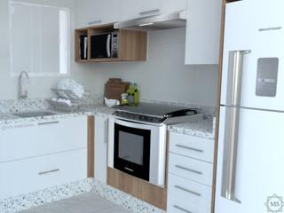 MS Interiores Dapur kecil
