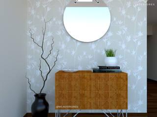 MS Interiores Koridor & Tangga Modern