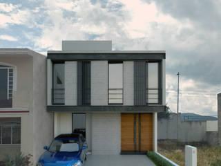Casa MA de PENCA estudio Moderno