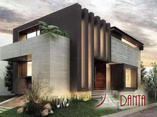 by Construcciones La Danta SA De CV Minimalist