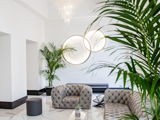 Hoteles de estilo  de MULTIFORME® lighting