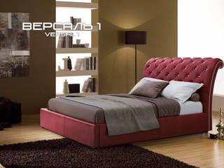 Кровать модель Версаль:  в . Автор – Мебельная фабрика GreenSofa