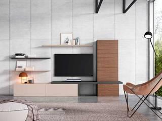 Salones de diseño - ILUSION ROOM:  de estilo  de CUBIMOBAX S.L