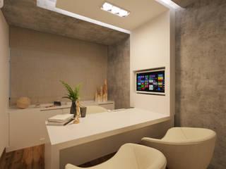 de estilo  por Alessandro Ramos Arquitetura, Moderno