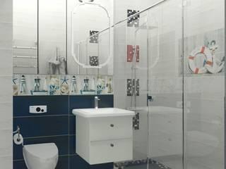 Classic style bathroom by Дизайн интерьера в Калининграде. 4LifeDesignStudio Classic